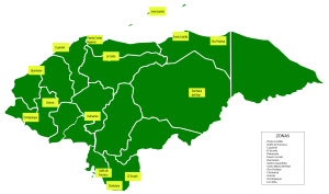 Model Cities Honduras